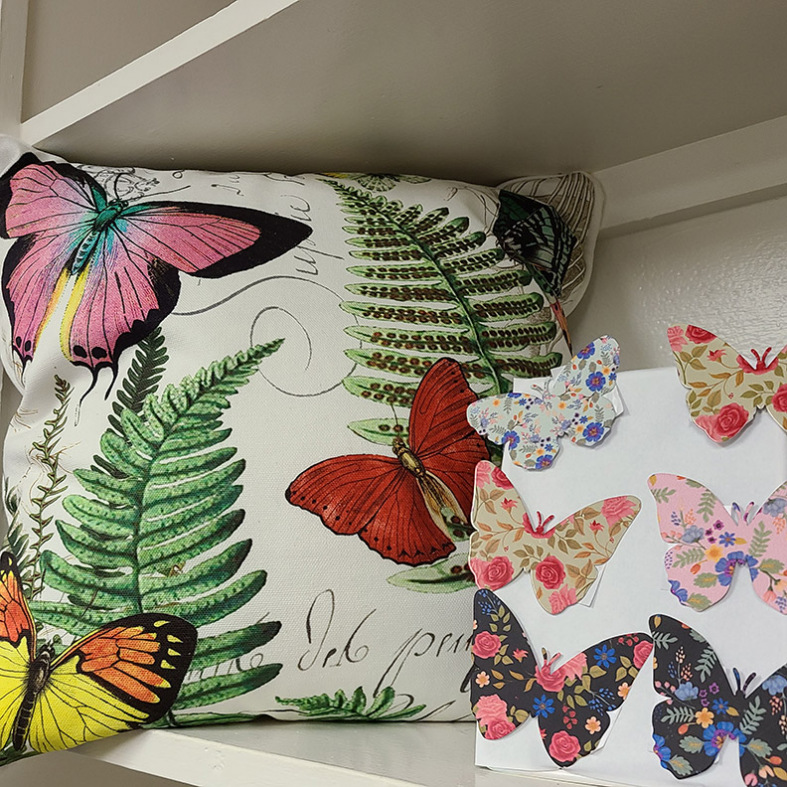 Butterflies for the Home