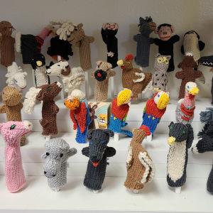 Fun Finger Puppets