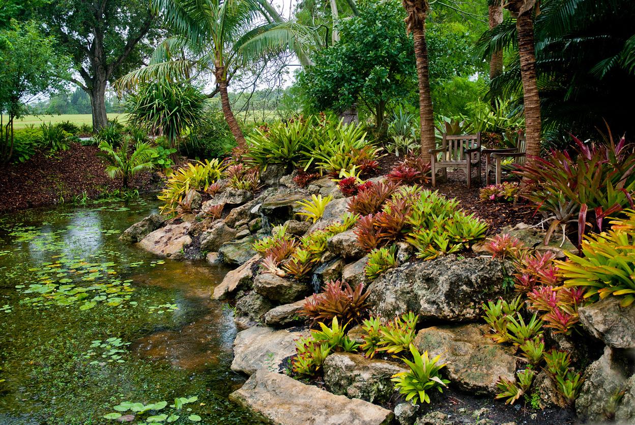 Awesome Largo Botanical Gardens Vignette - Beautiful Garden ...